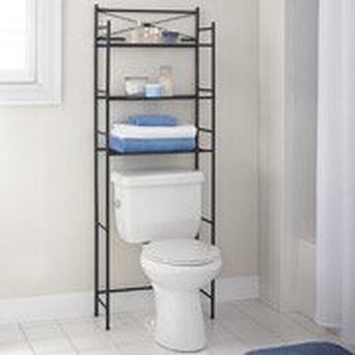 Mainstays 3 Shelf Bathroom Space Saver Chrome Finish Check Back