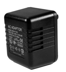 Motion-Activated AC Adapter DVR w/ On Screen Options
