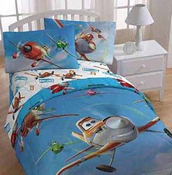 Disney Planes On Your Mark Full Size Sheets Set