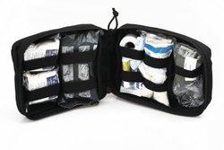 Elite First Aid Kit - Usaf Issue Ifak - Black