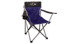 Jarden Sports Licensing 2-Pack NFL Kickoff Chairs Baltimore Ravens