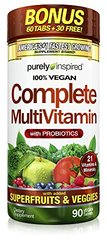 Purely Inspired Complete Multivitamin 90ct