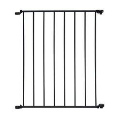 """KidCo 24"""" Extension for Auto Close Hearth Gate - Black"""