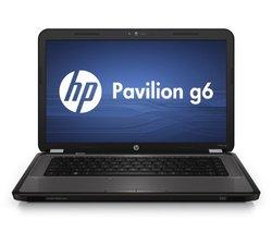 "HP Pavilion g6-1b50us 15.6"" Notebook 2.6GHz 4GB 500GB Win 7 (QF761UA#ABA)"