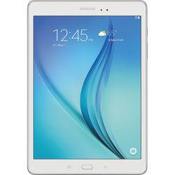 "Samsung Galaxy Tab A 9.7"" Tablet 16GB - White (SM-T550NZWAXAR)"