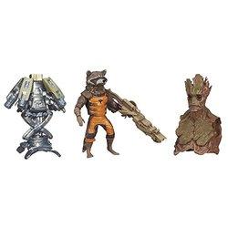Marvel Guardians of The Galaxy Rocket Raccoon Figure, 6-Inch 509584