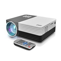 Pyle PRJG65 Digital Multimedia Projector, HD 1080p Support, USB/SD/HDMI, Mac & PC Compatible