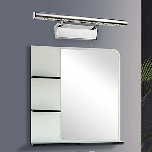... Goodia Vanity Light Strip Bath Light Fixtures, On/off Switch,Ideal For  Bathroom ...