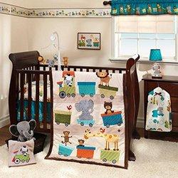Bedtime Originals 3 Piece Crib Bedding Set,