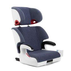 Clek Oobr Booster Car Seat, Blue Moon, Up to 120lbs OB11U1-BLW