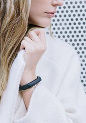 Jawbone Fitness Trackers Up Series: UP 2 - Black Classic Strap