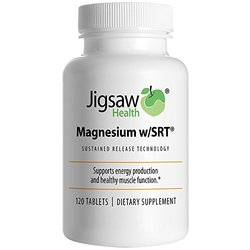 Jigsaw Health Magnesium w/SRT - 120 Tablets