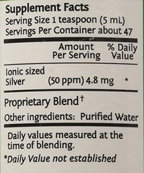 Sunwarrior Liquid Silver Immune Shield, 8 fl oz. (FFP)