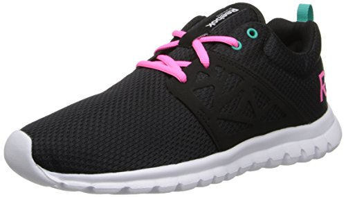 290a2f18862893 ... M US Reebok Women s Sublite Authentic Running Shoe - Black Pink - Size   9 ...