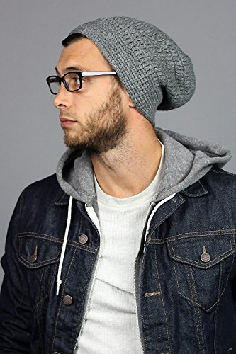 258076a9d King & Fifth - Slouchy Beanie - The Gloze_Grey - Check Back Soon - BLINQ