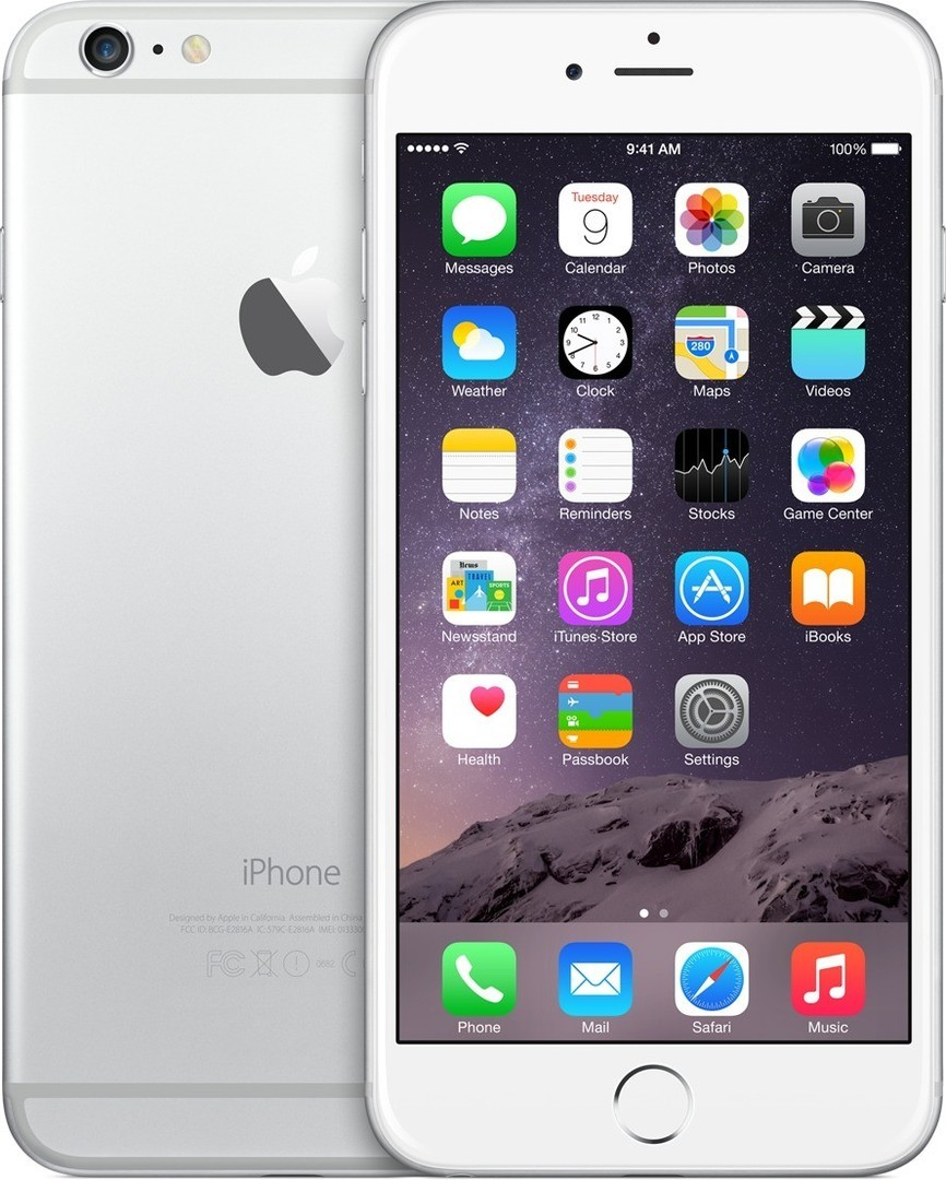 unlocked apple iphone 6 16gb silver check back soon. Black Bedroom Furniture Sets. Home Design Ideas