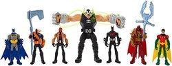 DC Comics 7-Pk Batman Gotham City Bane Battle Figures (16858764) 541338