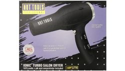 HOT TOOLS 1023 Ionic Turbo Dryer - Black