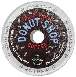 Green Mountain Coffee 80Ct The Orginal Donut Shop Extra Bold K-cup Coffee