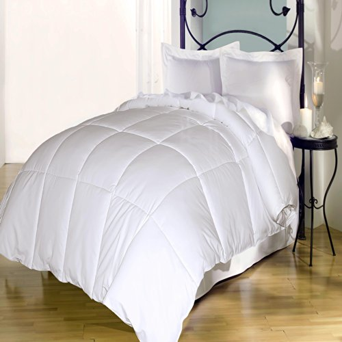 Hotel Suite White Goose Down And Feather Comforter King Check Back Soon Blinq