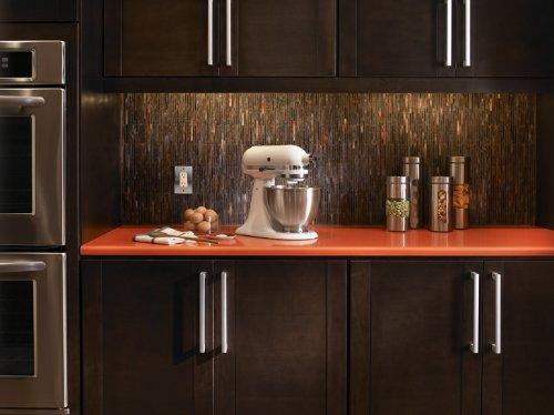 ... KitchenAid K45SSWH Classic 4.5 Qt. Stand Mixer   White ...