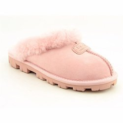 f244e61d3ad UGG Australia Women s Coquette Slippers Baby Pink Size 9 - Check ...