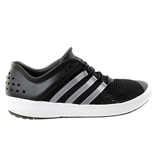 Adidas Uomini Climacool / Barca Nero / Bianco / Climacool Argento Puro Scarpe Sz: 9 D 9c74ac