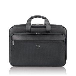 """Solo Classic 16"""" Smart Strap Briefcase , SGB301"""