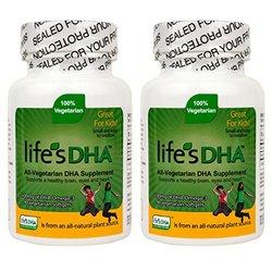 Martek Life's 100 mg All-Vegetarian DHA Supplement - 2-Pack - 90 Softgels