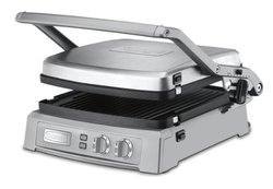 Cuisinart Stainless Steel Electric Griddler Deluxe