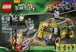 LEGO Teenage Mutant Ninja Turtles Van Takedown
