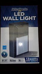 LED Wall Light - 5 Packed