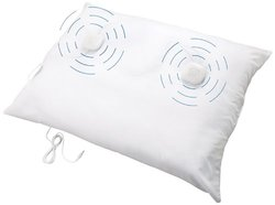 Sound Oasis SP-151 Therapy Pillow, White