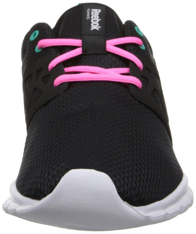8201c0c192e8 Reebok Women s Sublite Authentic Running Shoe - Black Pink - Size  9 M US