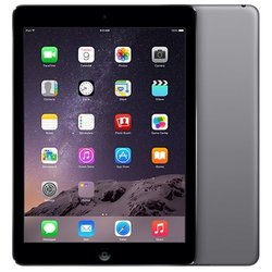 "Apple iPad Air 9.7"" Tablet 16 GB WiFi + Unlocked - Black/Grey (ME993LL/B)"