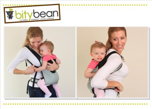 d4d51446658 Bitybean UltraCompact Baby Carrier - Sand Grey - Check Back Soon - BLINQ