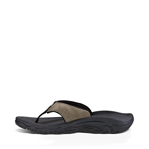 fb386e65f55c Teva Men s Katavi Thong Outdoor Sandal - Bungee Cord - Size  9 M ...