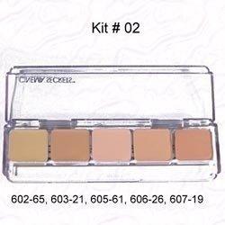 Cinema Secrets Ultimate Corrector 5-in-1 Palette, Kit #2