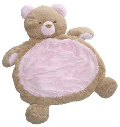 Bestever Baby Mats by Mary Meyer Pink Bear Baby Mat - Ages 0+