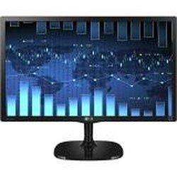 "LG LG 21.5"" MC57HQ-P Full HD LED-LCD Monitor black"