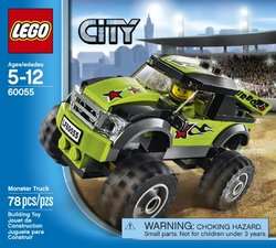 LEGO City Great Vehicles Monster Truck 578932