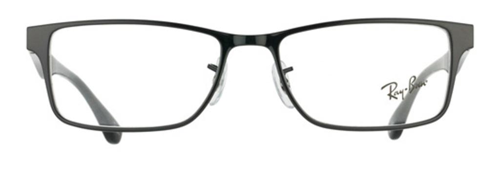 ef47f5d0c14 Ray Ban RX6238 Eyeglasses-2509 Shiny Black-53mm - Check Back Soon ...