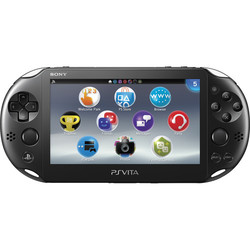 Sony PlayStation Vita Game System with Built-In Wi-Fi 462958