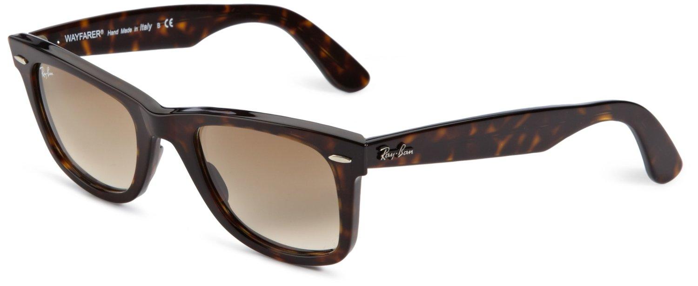 666d13e0ecab0 Ray-Ban Men s Original Wayfarer Tortoiseshell Wayfarer Sunglasses RB2140 ...