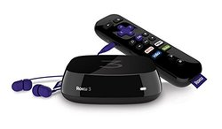 Roku 3 Refurb With Voice Search (4230xb)