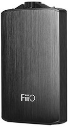 FiiO E11K Portable Headphone Amplifier (Black)
