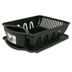 Sterilite 06418006 Ultra Sink Set - Black