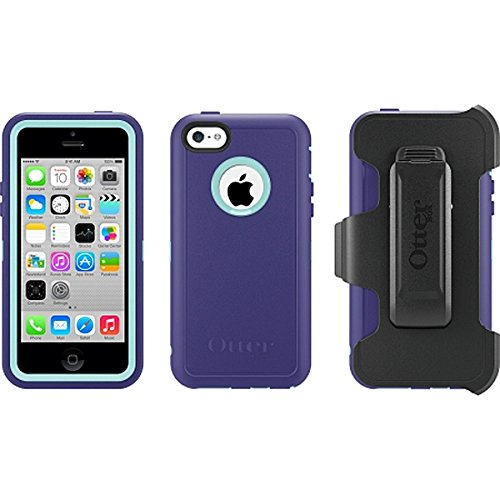Otterbox Defender Series Protective Case For Iphone 5c Lily 77 50921