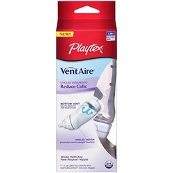 Playtex BPA Free 9 Ounce VentAire Bottle