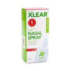 Xlear Sinus Care Nasal Spray, .75 Fl Oz